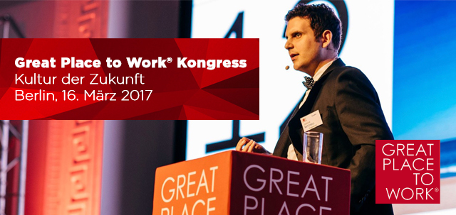 Great Place To Work® Kongress