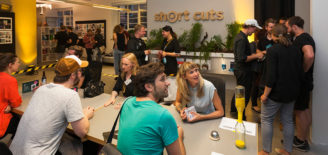 NOOK COMMUNITY EVENT bei SHORT CUTS